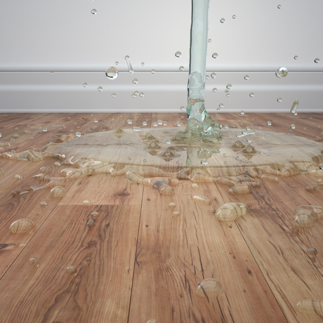 Que faire en cas de dégât des eaux au bureau ?