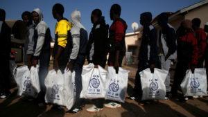 L'OIM dénonce l'existence de marchés de migrants en Libye