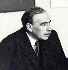 Histoire de la pensée économique : Keynes