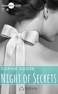 Mon avis sur le dernier tome de Night of Secrets de Sophie Auger