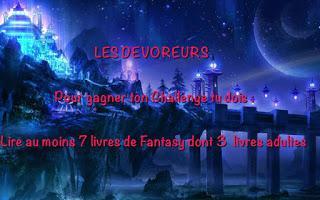 Challenge - Le mois de la Fantasy