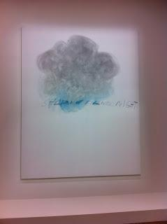 Cy Twombly, 50 days at Iliam, Shades of eternal night, 1978, philadelphia museum