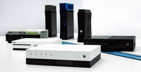 Microsoft confirme que la Xbox Scorpio sera dévoilée lors du E3