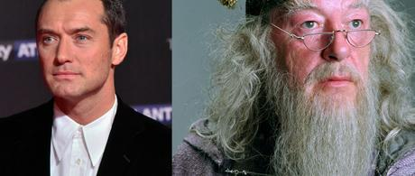 [Infos] Jude Law sera Albus Dumbledore !
