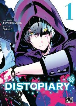 Distopiary Tome 1 de Fumitaka Senga