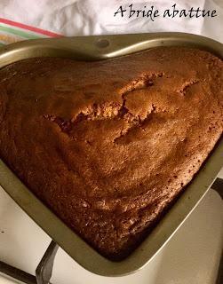 Gâteau au chocolat... mais sans gluten et au chocolat mais pas noir