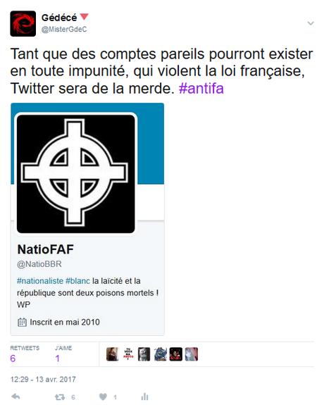 Ce #GUD que j'aime #FN #antifa