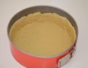Tarte à la crème anglaise avec Thermomix