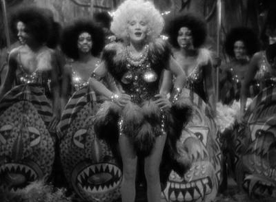 La Vénus Blonde - Blonde Venus, Joseph von Sternberg (1932)
