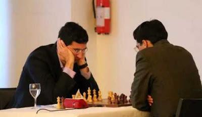 Korchnoi Zurich Chess Challenge - Photo © site officiel