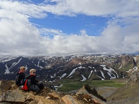 Camper en Islande en famille… c'est possible!