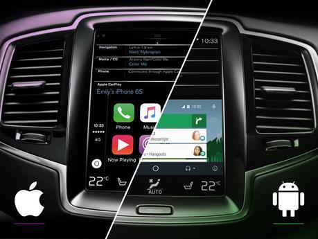 CarPlay vs Android Auto : Apple doit encore améliorer Siri