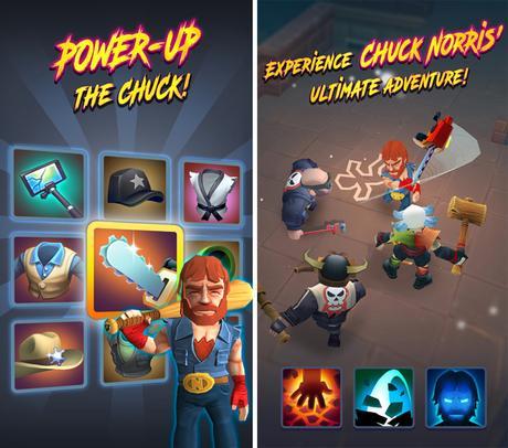 Chuck Norris lance son propre jeu vidéo mobile
