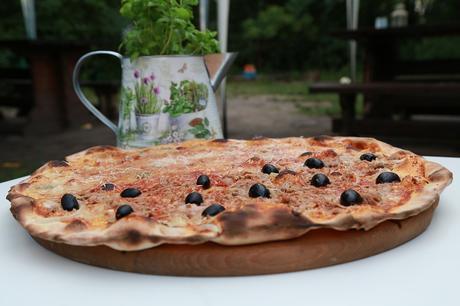 Pizza thon tomate