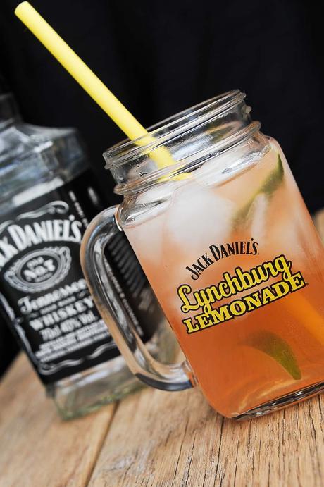 Cocktail : Lynchburg Lemonade
