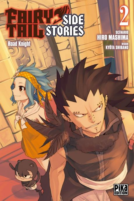 Fairy Tail Side Stories - Tome 2