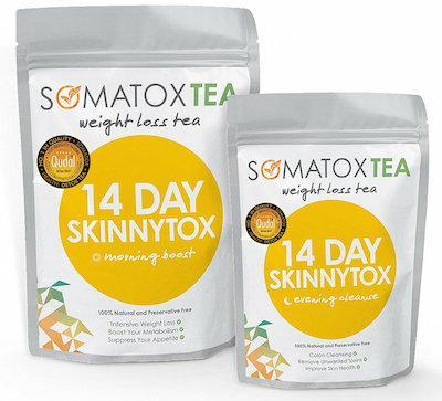 the detox cure meilleur minceur choisir maigrir somatox 14 jours