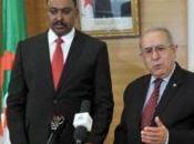 Inauguration nouveau siège l'ambassade l'Ethiopie Alger