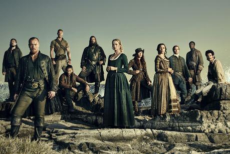 [Série Tv] Black Sails : la série aux trésors