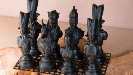 Figurines imprimées en 3D