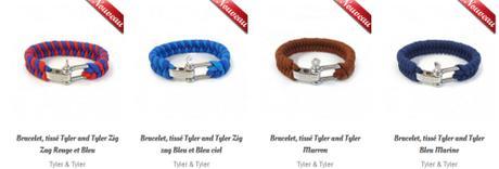 Bracelet tyler  copie
