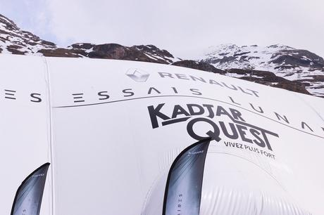 To the moon and back : #KadjarQuest