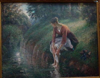 Pissarro à Eragny