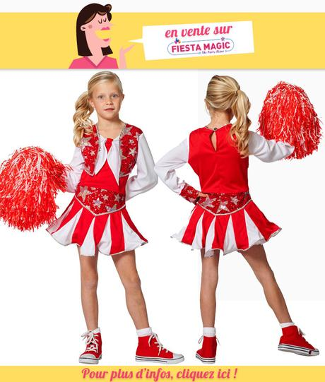 Deguisement Pom Pom Girl 11/13 ans