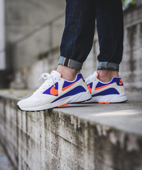 Nike Air Icarus Extra Phoenix Suns
