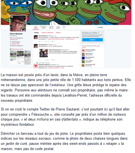 #FDesouche  éjecté de #Mastodon #NOHaters