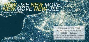 FORUM : New Use New Move