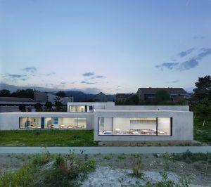 EXPO : La Topographie en architecture / Pierre-Alain Dupraz