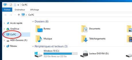 Comment faire le grand nettoyage dans Windows 10 et libérer de l'espace disque