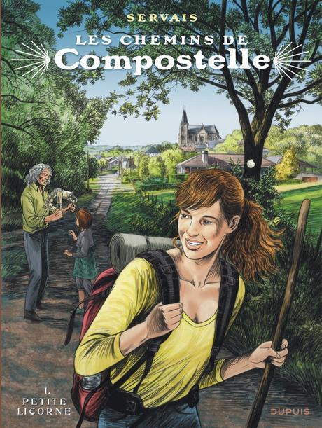 Les chemins de Compostelle, tome 1 – Petite licorne