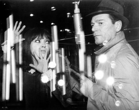 [Fiche] Alphaville (1965), poésie dans la nuit