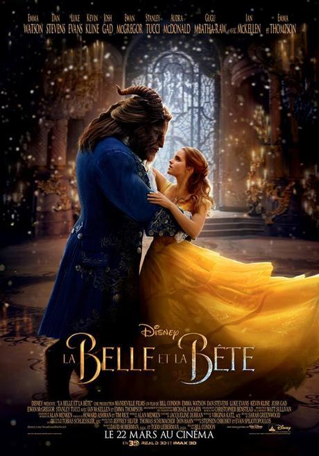 Avis Ciné : La magie opère toujours avec La Belle et la Bête