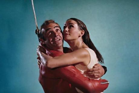 Le James Bond: Thunderball (Ciné)
