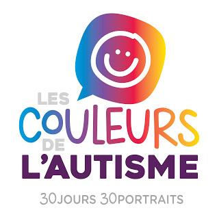 Autisme, la couleur d'Ariane #30couleurs