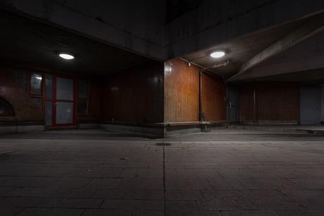 Entre deux mondes - photographie de nuit urbaine