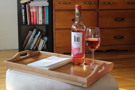 #Vindredi: BÙ par Jessica Harnois un Merlot rosé juste à temps pour l'été