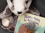 Non-non hérisson d'Hélène Chetaud, livre-marionnette