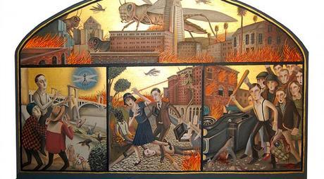 Jason Hernandez, l'art religieux extraterrestre