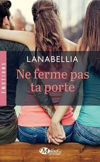 A vos agendas : Retrouvez Ne ferme pas ta porte de Lanabellia en format poche fin mai
