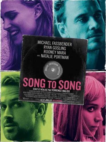 L'affiche et la Bande annonce de Song to Song de Terrence Malick