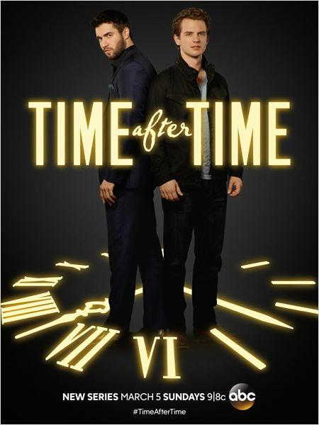 [Série Tv] Time After Time : ça se fera sans moi !