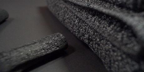 Des serviettes de bain, au charbon pour filtrer les bactéries.