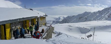 Trip rando en IRAN pour le groupe excellence ski alpinisme de la FFCAM