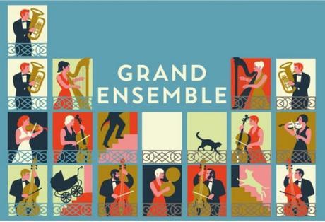 Premières mondiales de la création musicale « Grand Ensemble »