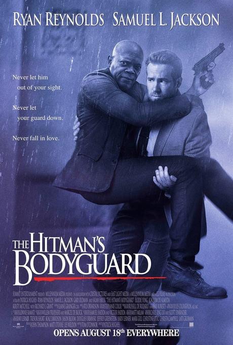 Hitman & Bodyguard en salles le 23 août