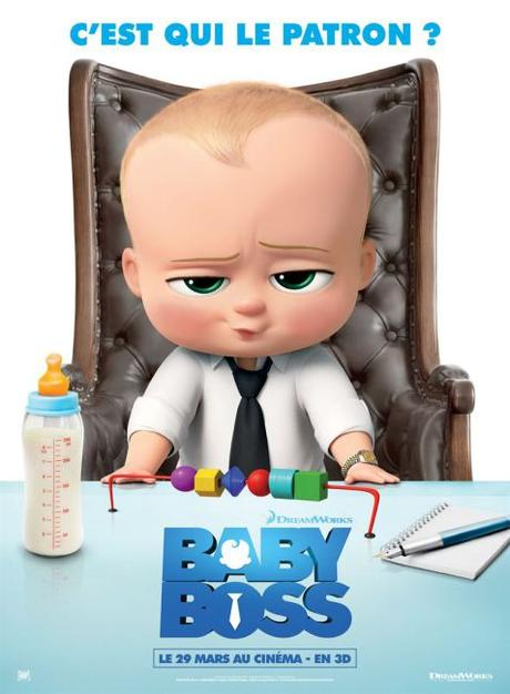 Baby Boss- Tom McGrath